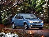 Renault Logan 2009 wallpapers