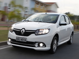 Renault Logan Kit Sport BR-spec 2013 photos