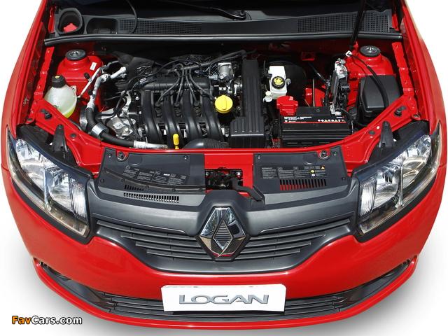 Renault Logan BR-spec 2013 photos (640 x 480)
