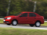 Renault Logan BR-spec 2013 pictures
