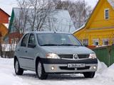Renault Logan 2004–09 wallpapers