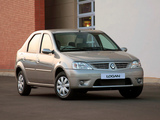 Renault Logan 2007–11 wallpapers
