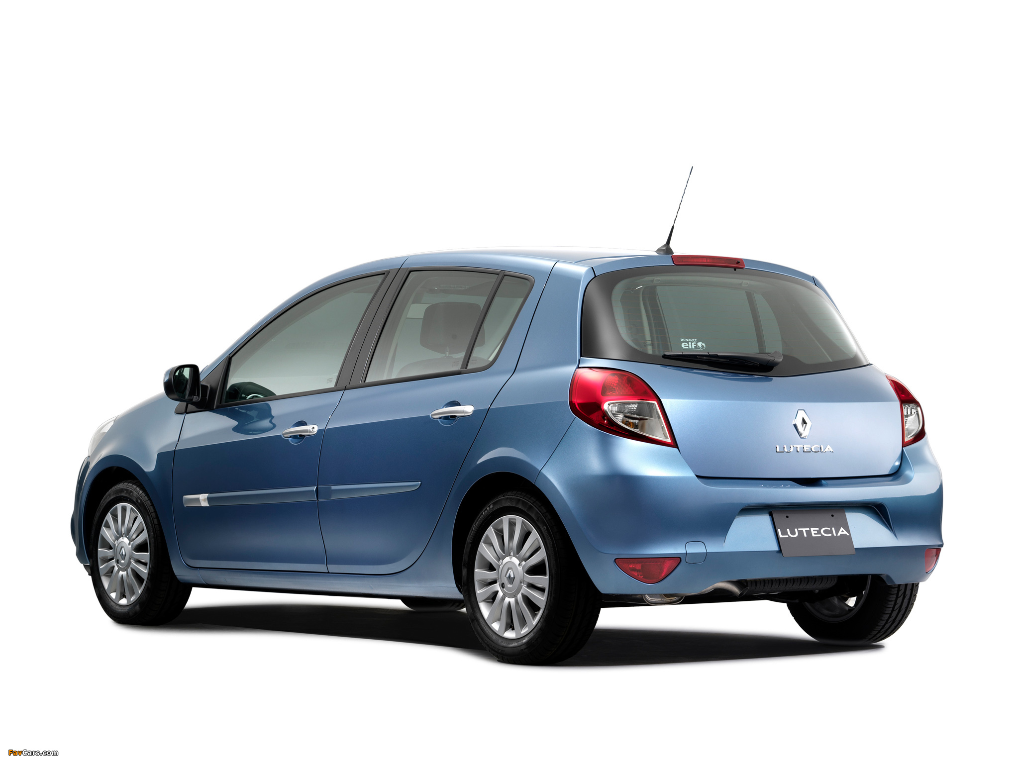 Renault Lutecia 5-door 2009 images (2048 x 1536)