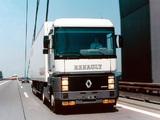Renault Magnum AE 1990–97 photos