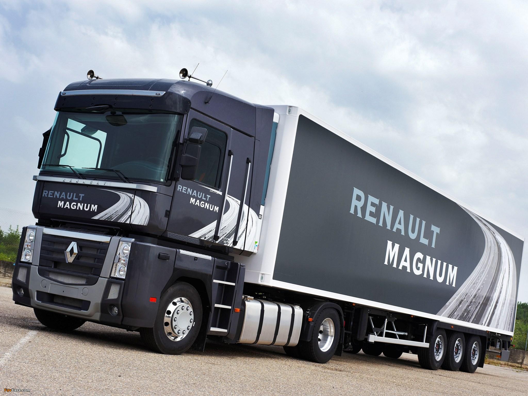Renault Magnum 2006 images (2048 x 1536)