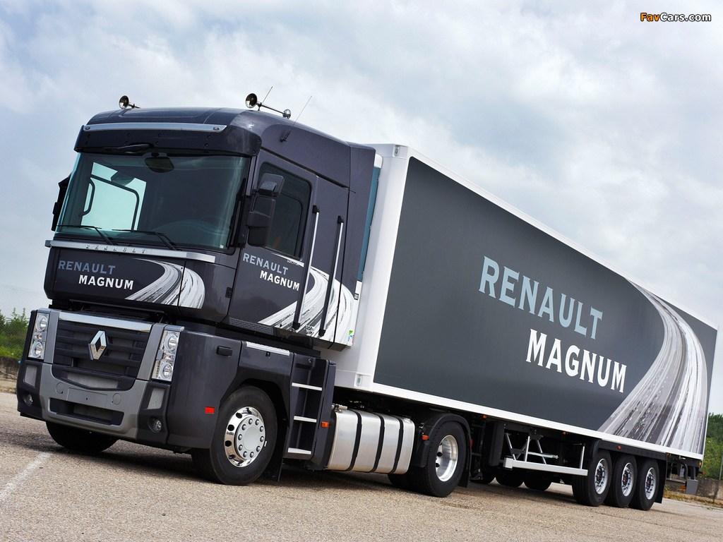Renault Magnum 2006 images (1024 x 768)