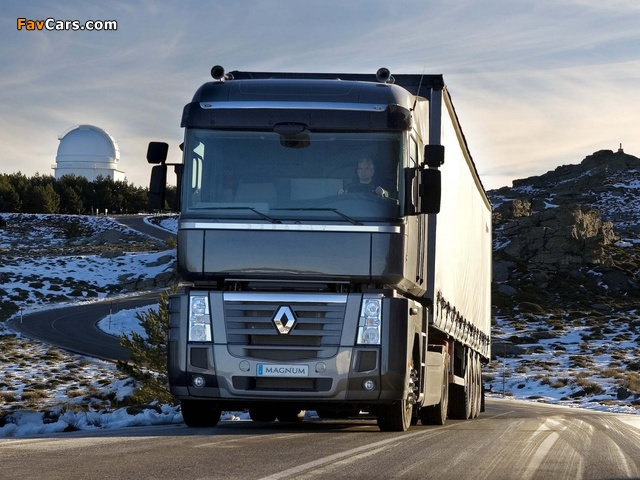 Renault Magnum 2006 wallpapers (640 x 480)