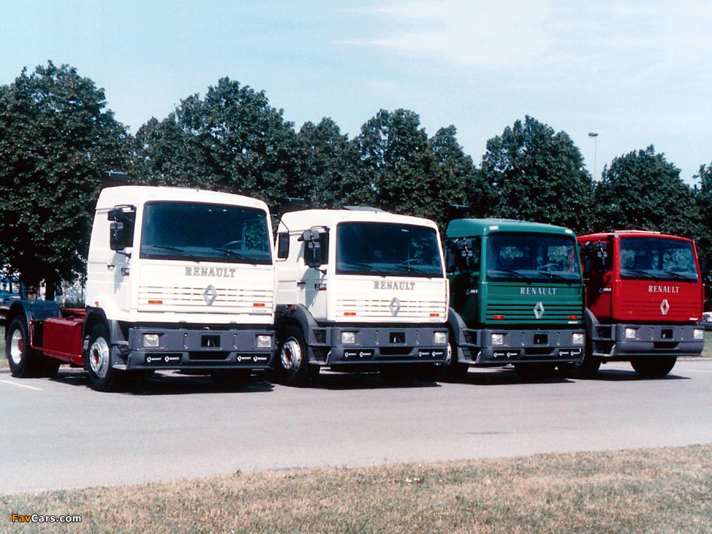 Renault Manager 1991–96 photos (1024 x 768)