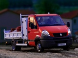 Photos of Renault Mascott 2004–10