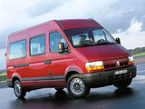Images of Renault Master SWB 1997–2003