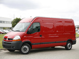 Images of Renault Master Van 2003–10