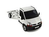 Images of Renault Master Chassis 2003–10