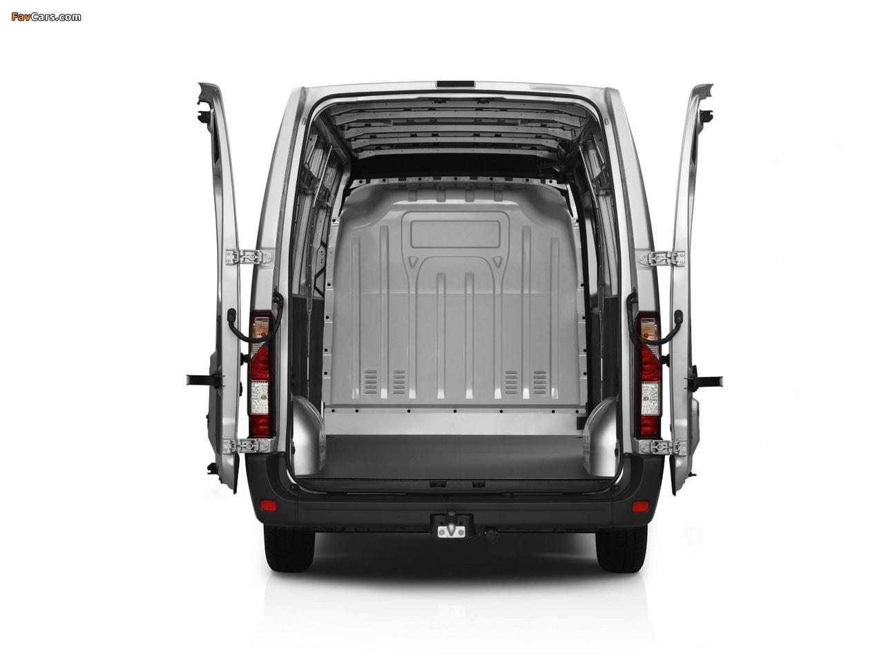 Images of Renault Master Van 2010 (1280 x 960)