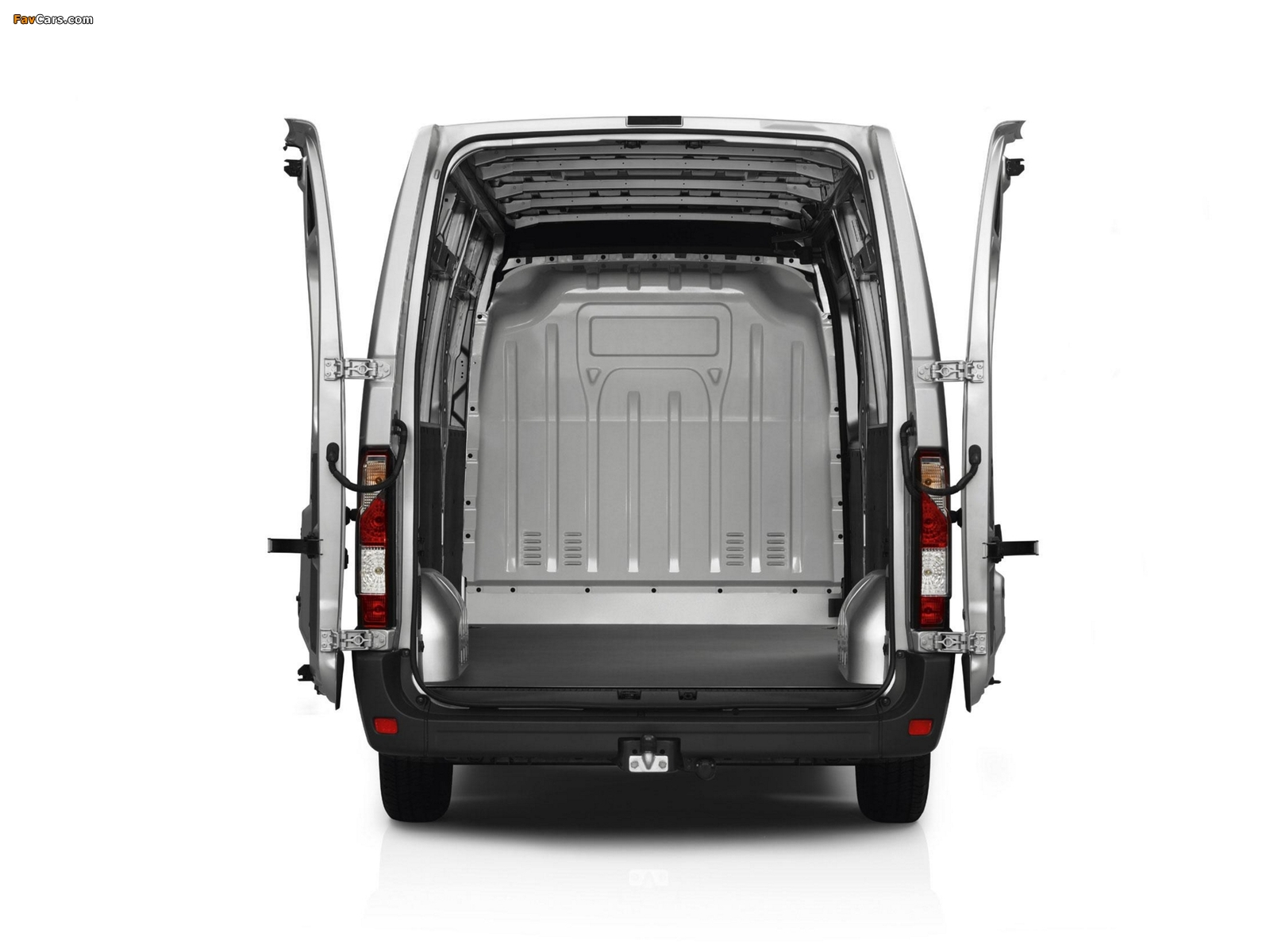 Images of Renault Master Van 2010 (1600 x 1200)