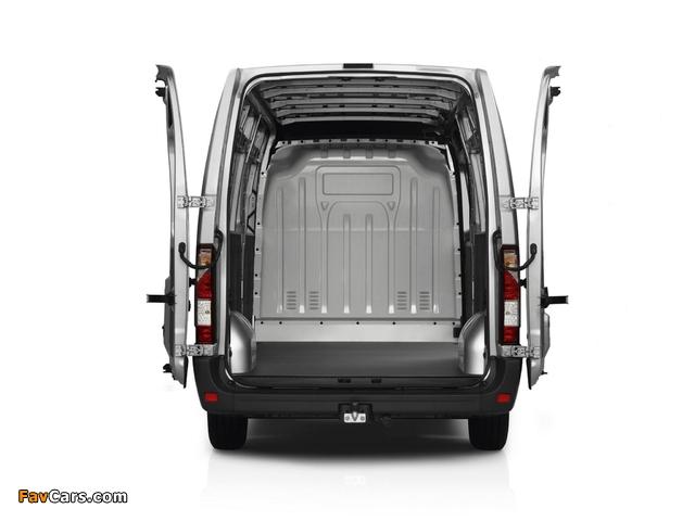 Images of Renault Master Van 2010 (640 x 480)