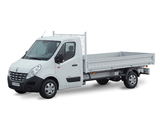 Images of Renault Master Pickup 2010