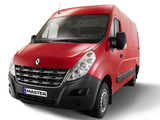 Images of Renault Master Van 2010
