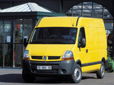 Photos of Renault Master Van 2003–10