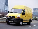 Photos of Renault Master Maxi 2004–10