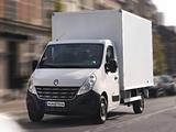 Photos of Renault Master Box Van 2010