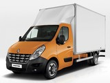 Photos of Renault Master Box Van 2010