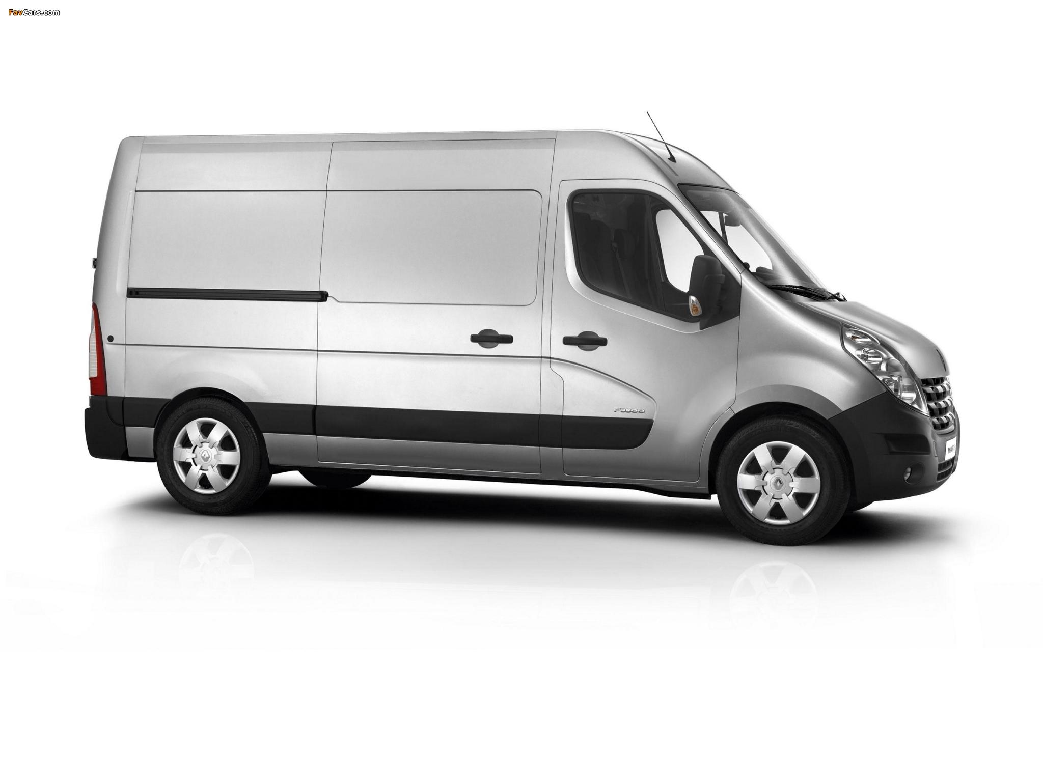 Photos of Renault Master Van 2010 (2048 x 1536)