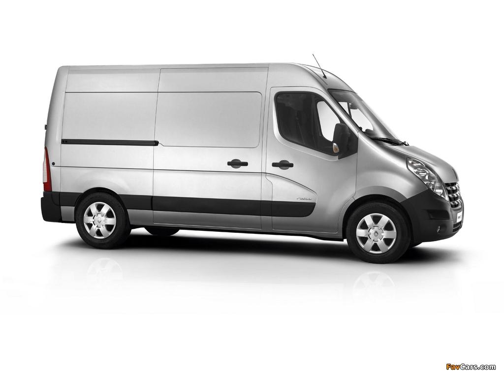 Photos of Renault Master Van 2010 (1024 x 768)