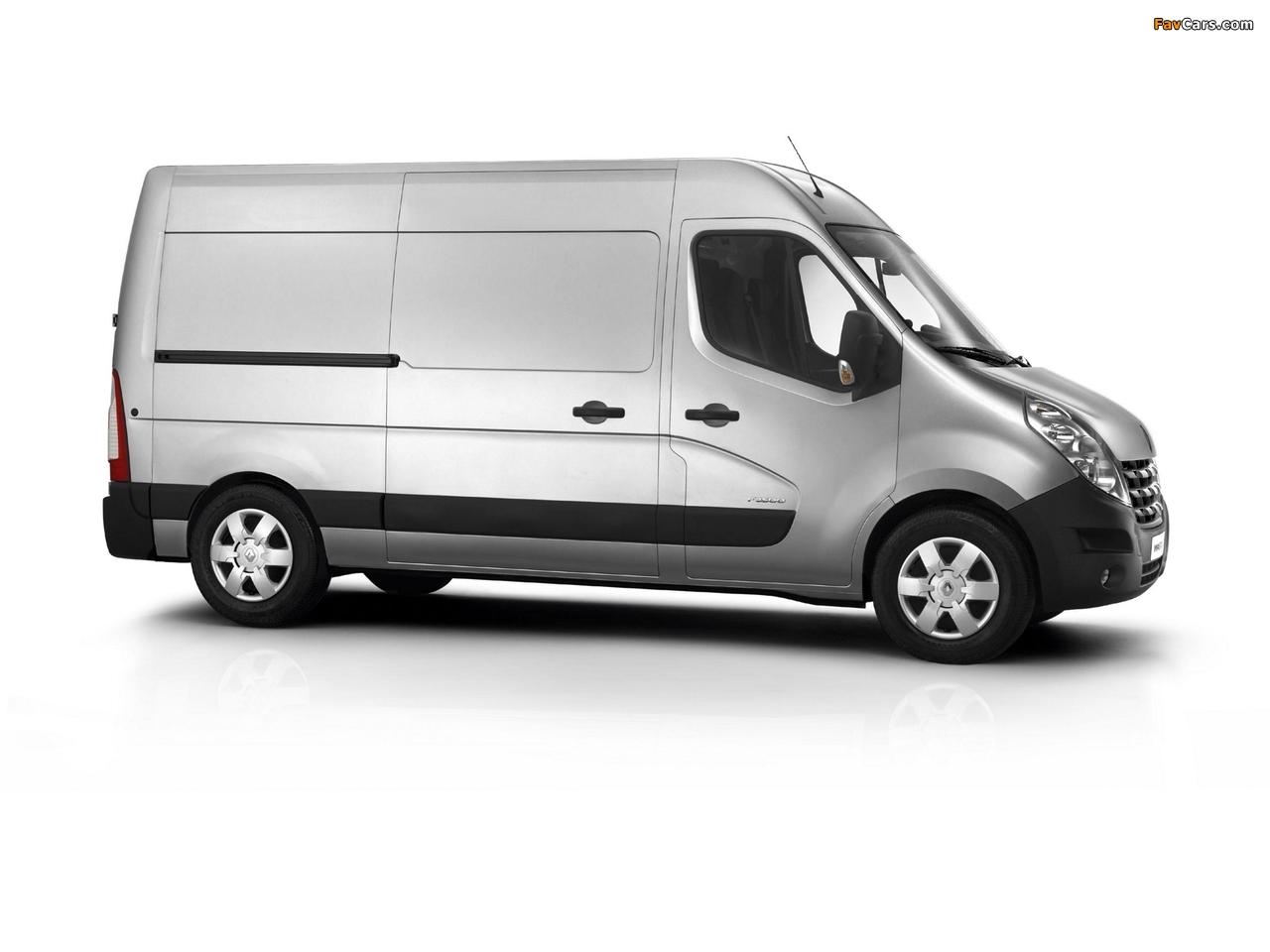 Photos of Renault Master Van 2010 (1280 x 960)
