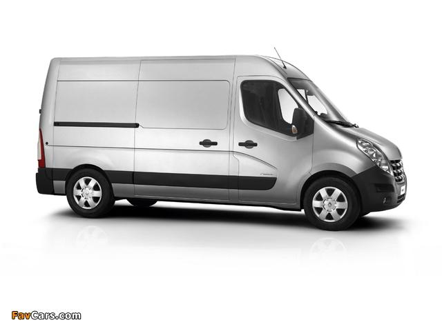 Photos of Renault Master Van 2010 (640 x 480)