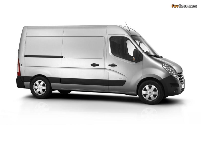 Photos of Renault Master Van 2010 (800 x 600)