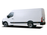 Photos of Renault Master Van 2010