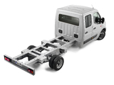 Photos of Renault Master Crew Cab Chassis 2010