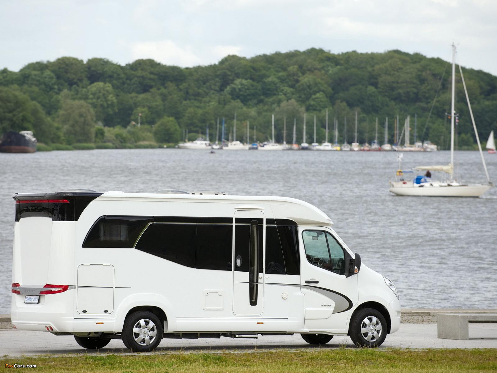 Photos of Hobby Premium Van 2013 (1600 x 1200)