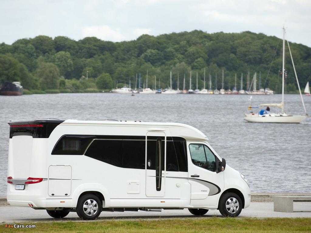 Photos of Hobby Premium Van 2013 (1024 x 768)