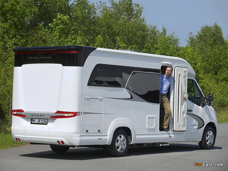 Photos of Hobby Premium Van 2013 (800 x 600)