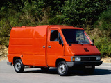 Pictures of Renault Master Van 1980–97
