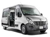 Pictures of Renault Master Minibus LWB 2010