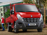 Pictures of Renault Master Pickup 2010