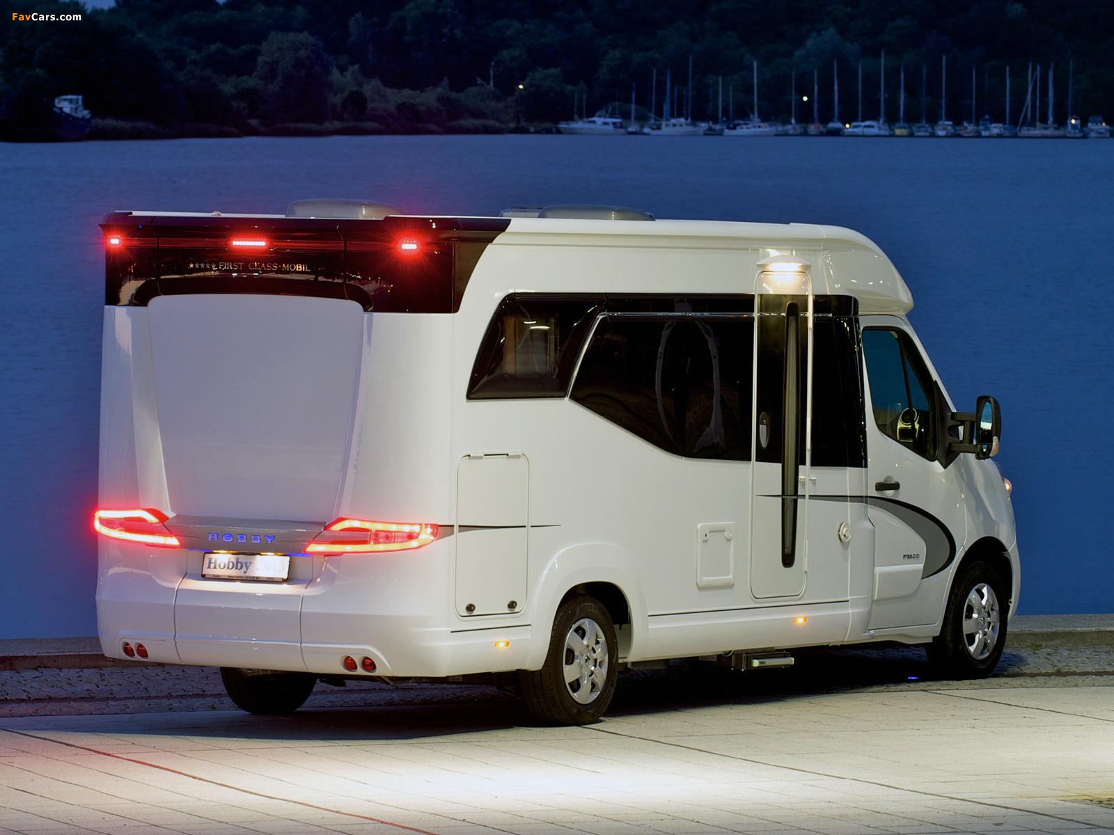 Pictures of Hobby Premium Van 2013 (1600 x 1200)