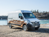 Pictures of Renault Master X-Track L2H2 2016