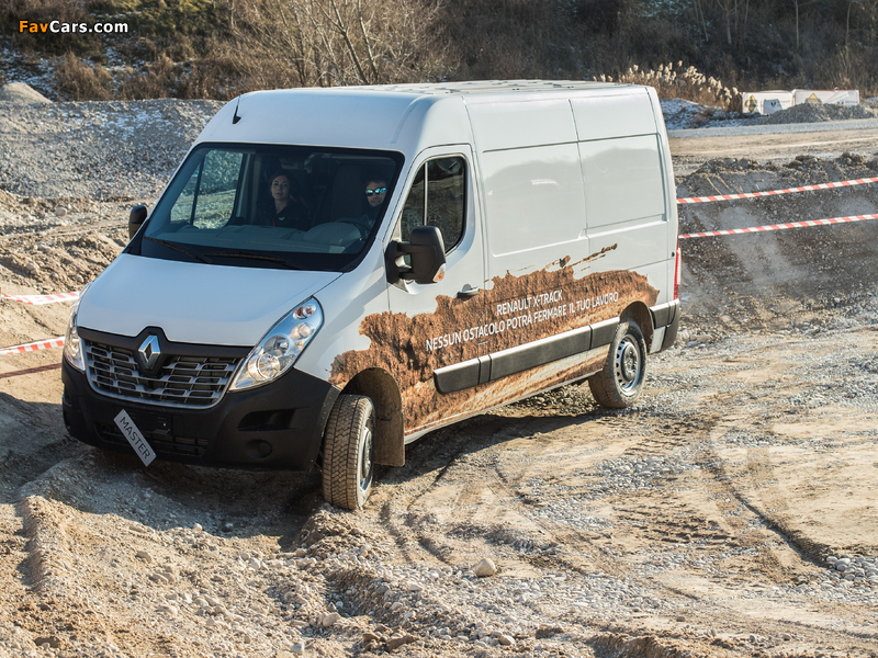 Pictures of Renault Master X-Track L2H2 2016 (800 x 600)