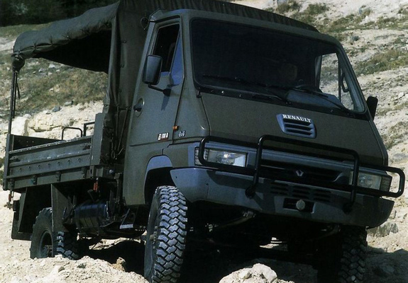 renault master b110 4x4 military truck 1980 87 pictures. Black Bedroom Furniture Sets. Home Design Ideas