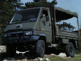 Renault Master B110 4x4 Military Truck 1980–87 wallpapers