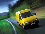 Renault Master Van 1997–2003 photos