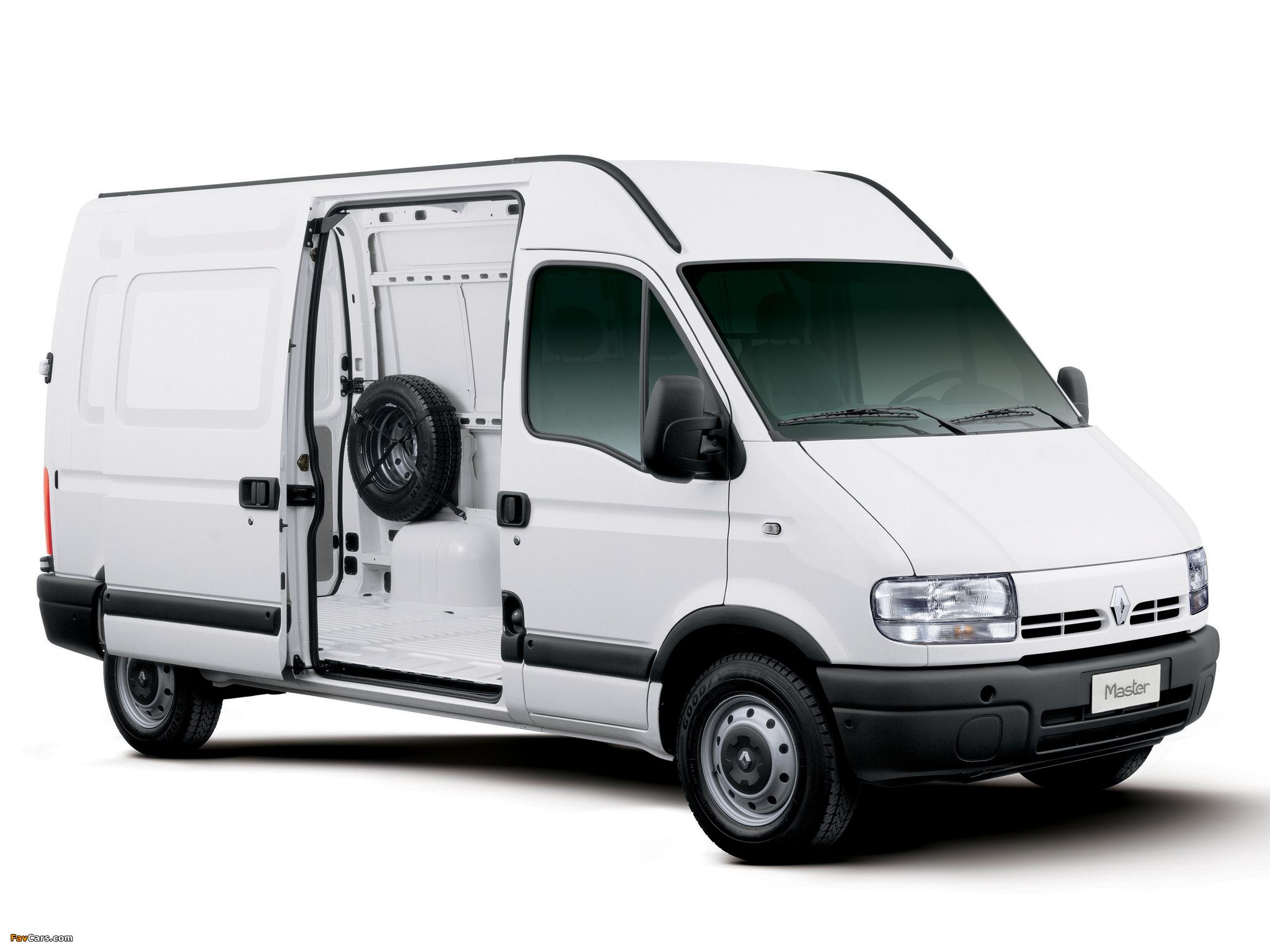 Renault Master Van 1997–2003 pictures (2048x1536)
