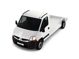 Renault Master Chassis 2003–10 images