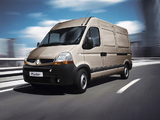 Renault Master Van 2003–10 images