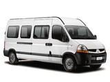 Renault Master LWB 2003–10 images