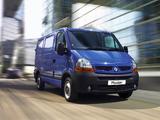 Renault Master Van UK-spec 2003–10 images