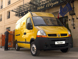 Renault Master Van 2003–10 photos
